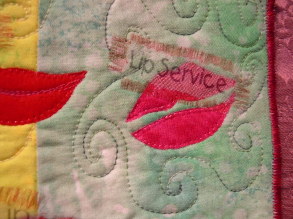 Lips Detail