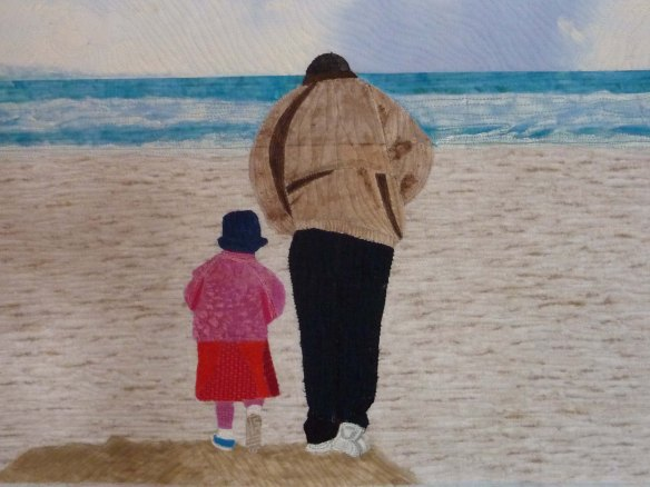 based on my photo of my husband and granddaughter