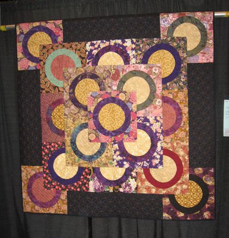 Traditional Quilts and Quilts for People (1/6)