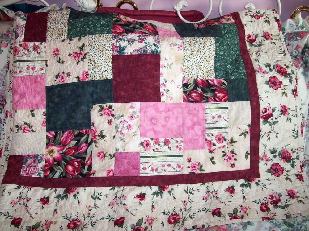 Traditional Quilts and Quilts for People (2/6)