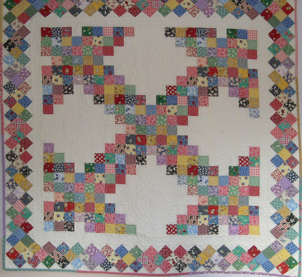 Traditional Quilts and Quilts for People (6/6)