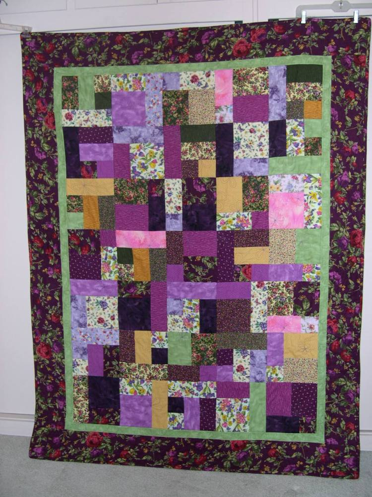 Traditional Quilts and Quilts for People (4/6)