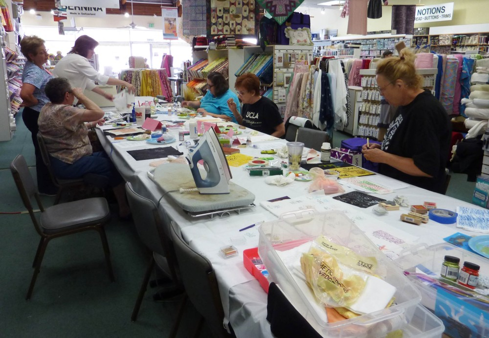 Art Quilting Takes the Spotlight in Woodland Hills (3/6)