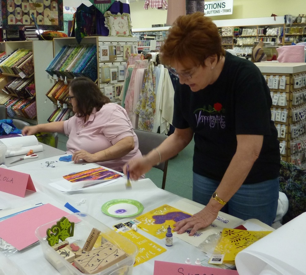 Art Quilting Takes the Spotlight in Woodland Hills (5/6)