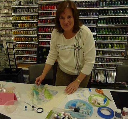 Art Quilting Takes the Spotlight in Woodland Hills (4/6)