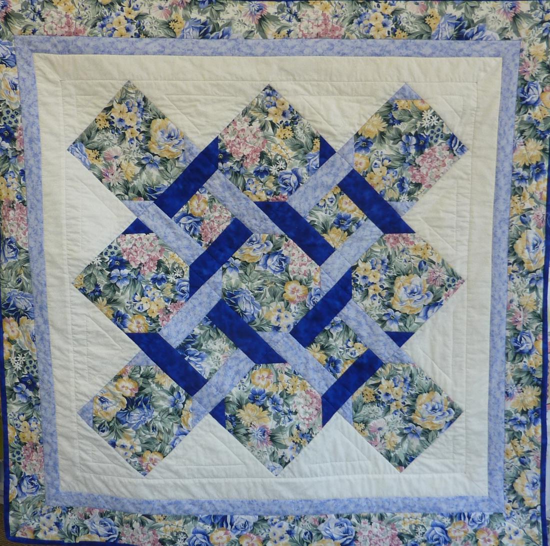 The Garden Twist Quilt A Classic Quilt Design Guila 39 S