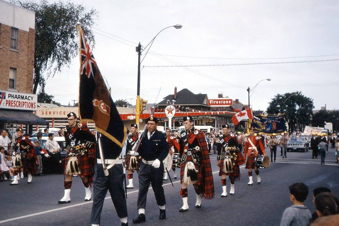 A Windsor Parade Staple