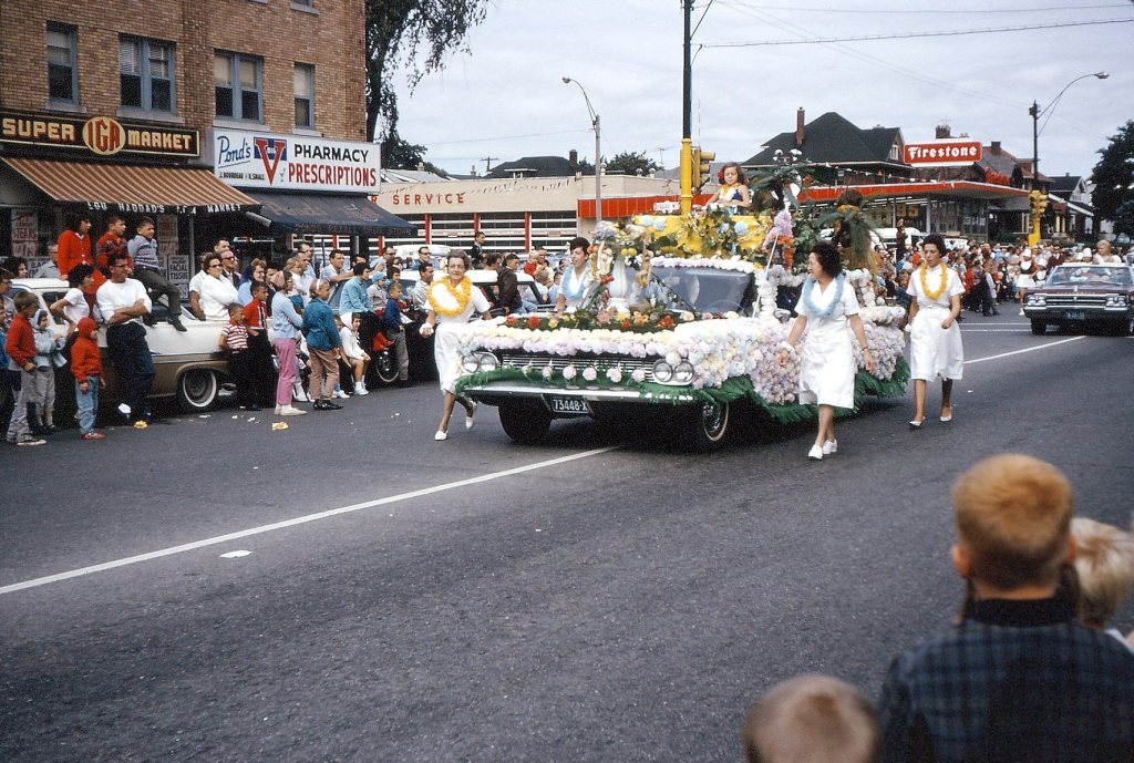 1965 Labor Day Parade, Windsor