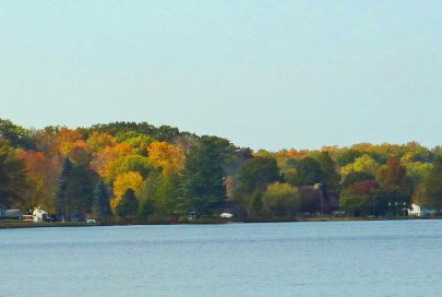 Looking Across Lake Edinboro